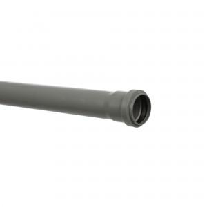 Teava PP pentru canalizare interioara, cu inel, 1000 x 50 x 1.8 mm