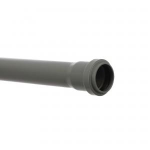 Teava PP pentru canalizare interioara, cu inel, 1000 x 40 x 1.8 mm