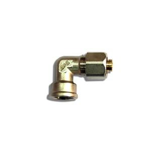 Cot alama, conector, FE, 16 mm x 1/2 inch, 753 L