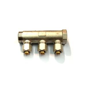 Distribuitor alama, cu 3 cai, 16 mm x 1 inch, 7703L