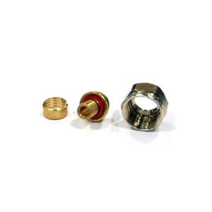 Conector alama, imbinare tevi multistrat, 16 mm x 3/4 inch