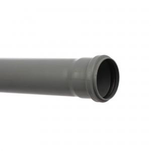 Teava PP pentru canalizare interioara, cu inel, 75 x 1.9 mm, 0.75 m