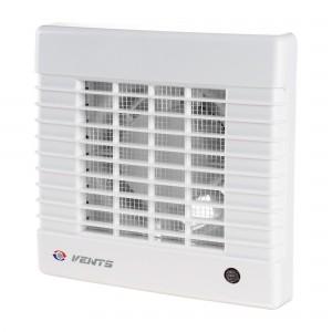 Ventilator cu timer si hidrostat Vents 100, D 100 mm, 14 W, 2300 RPM, 98 mc/h