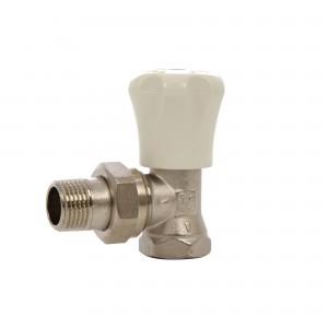 Robinet tur coltar, pentru radiator, Herz, 1552431, D 1/2 inch