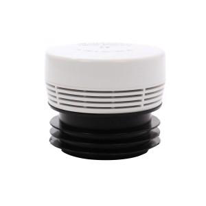 Aerator PVC cu membrana, pentru tevi cu D 75/110 mm