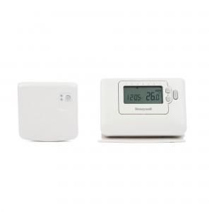 Cronotermostat de ambient pentru centrala, wireless, Honeywell CMT727 D1016, programabil, digital, 2 x AA, 230 V