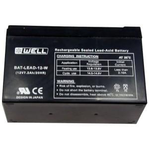 Acumulator Well BAT-LEAD-12-W, 12V, 7200 mAh