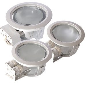Corp iluminat Xpoint 2X13W G24D-1 PNE01 WH