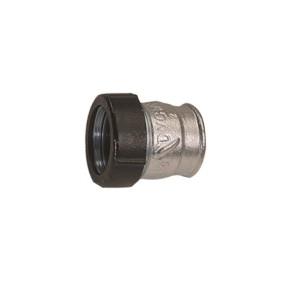 Racord rapid fonta zincata Gebo, FI, 5/4 inch