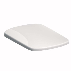 Capac WC din duroplast, Kolo Nova Pro M30118, alb, inchidere soft close, 35.4 x 44.8 cm