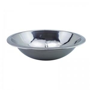 Farfurie pentru supa, Kasemi, din inox, 1102293, 22 x 5.6 cm