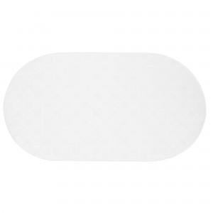 Covoras baie cu ventuze BPO-0639C-2, transparent, 39 x 69 cm
