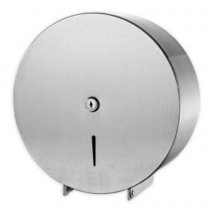 Dispenser hartie igienica Ferro 69088.4, cromat, 25.7 x 12.7 x 26.5 cm