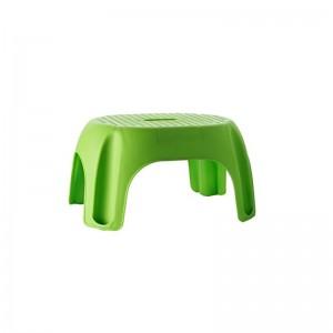 Scaun baie pentru copii A1102605, verde, 25 x 33 x 25 cm