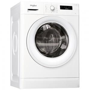 Masina de spalat rufe Whirlpool FWF 71483W EU, 7 kg, 1400 rpm, clasa A+++, adancime 57.5 cm, motor Inverter, FreshCare+, alb