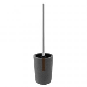 Perie WC Grey BPO-2013-3E, polirasina, gri, 10.2 x 36.5 cm
