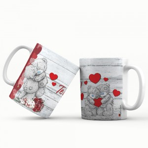 Cana cu mesaj Te iubesc, ES5530-183, ceramica, 330 ml