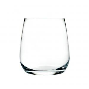 Pahar apa, RCR Luxion, din sticla cristalina, set 6 bucati