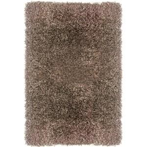 Covor living / dormitor Carpeta Viva 10391-34700 polipropilena heat-set dreptunghiular maro 90 x 250 cm