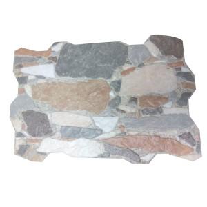 Gresie exterior / interior portelanata Bardal, mata, imitatie piatra, 40 x 60 cm