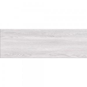 Gresie exterior / interior portelanata Woodstyle 6064-0145 gri, mata, 20 x 60 cm