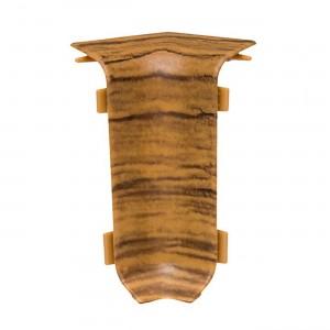 Colt interior pentru plinta Set 10456-6013 stejar transilvania 52 x 27 mm 4 buc/set