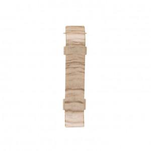 Element imbinare pentru plinta SET 10456-6010 stejar pacific 52 x 20 mm 5 buc/set