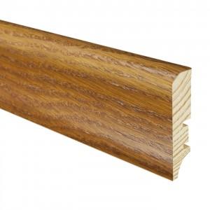 Plinta parchet furnir P50, stejar gold / cooper, 2200 x 60 x 16 mm