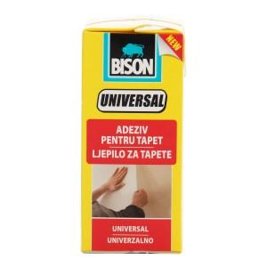 Adeziv pentru tapet, Bison Universal, pe baza de amidon, 150 g