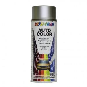 Spray vopsea auto, Dupli-Color, gri platina, interior / exterior, 350 ml