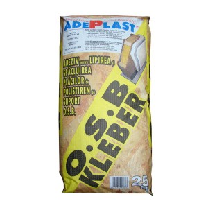 Adeziv polistiren Adeplast O.S.B kleber 25 kg