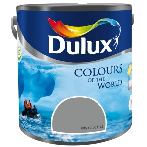 Vopsea latex interior, Dulux, winter calm, 5 L