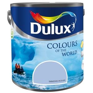 Vopsea latex interior, Dulux, immense ocean, 5 L