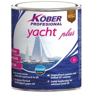 Lac pentru lemn Kober Yacht Plus, incolor, interior / exterior, 2.5 L