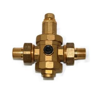 Reductor presiune apa Remer 415CB10 + cuple 1 inch, presiune maxima 25 bar