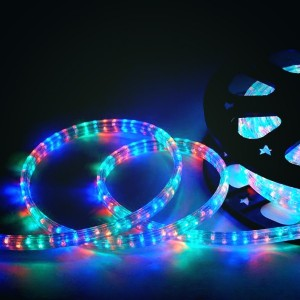 Cablu luminos Hoff multicolor interior / exterior 11 mm