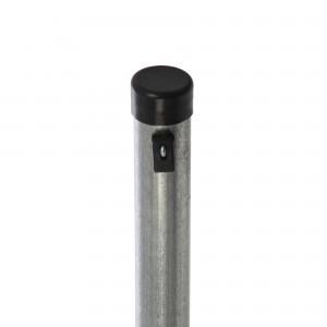 Stalp de gard zincat rotund 2000 x 38 mm