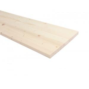 Panou lemn molid A, 2400 x 300 x 18 mm