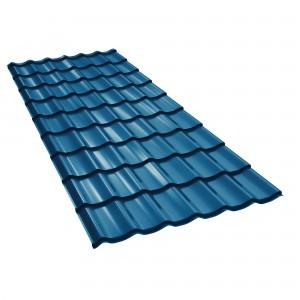 Tigla metalica Baudeman Clasic 35, albastru lucios (RAL 5010)