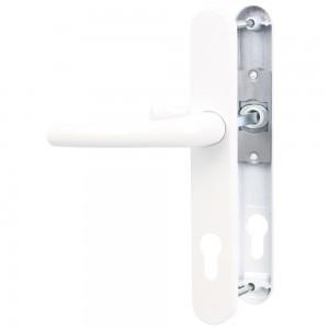 Maner usa interior, cu arc, Safir, alb, 85 mm, 210 x 35 mm