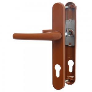 Maner usa interior, cu arc, Safir, stejar, 85 mm, 210 x 35 mm