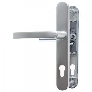 Maner usa interior, Bati, argintiu, 92 mm, 252 x 36 mm