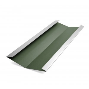 Dolie Baudeman, verde mat (RAL 6020), 0.45 mm