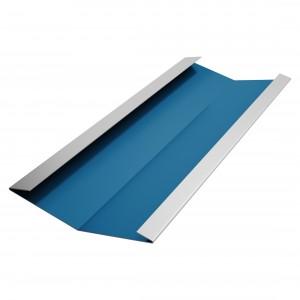 Dolie Bilka, albastru lucios (RAL 5010), 0.45 mm
