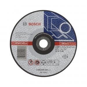 Disc debitare metale, Bosch Expert for Metal, 180 x 22.23 x 3 mm