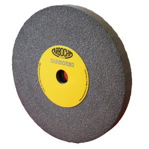 Piatra abraziva pentru slefuit metale, Carbochim, 250 x 32 x 32 mm