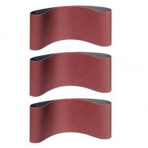 Banda abraziva ingusta, pentru lemn / metale, Klingspor LS 309 XH, F5, 75 x 457 mm, granulatie 40