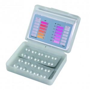 Kit pentru analiza pH / clor, Summer Fun, 2 x 20 tablete