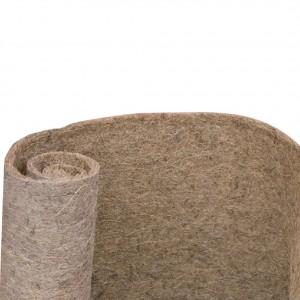 Plasa protectie plante Nortene, din fibra de cocos, 0,5 x 1,5 m