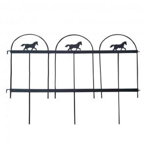 Gardulet metal, decorativ, T1, pentru gradina, 61 x 47 cm